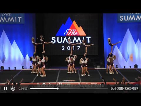 Summit 2017 Small Junior 4 Champions