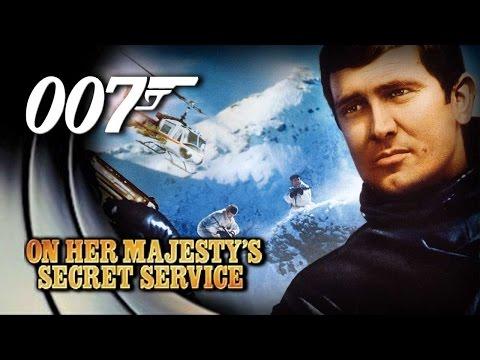 On Her Majesty's Secret Service (1969) Review