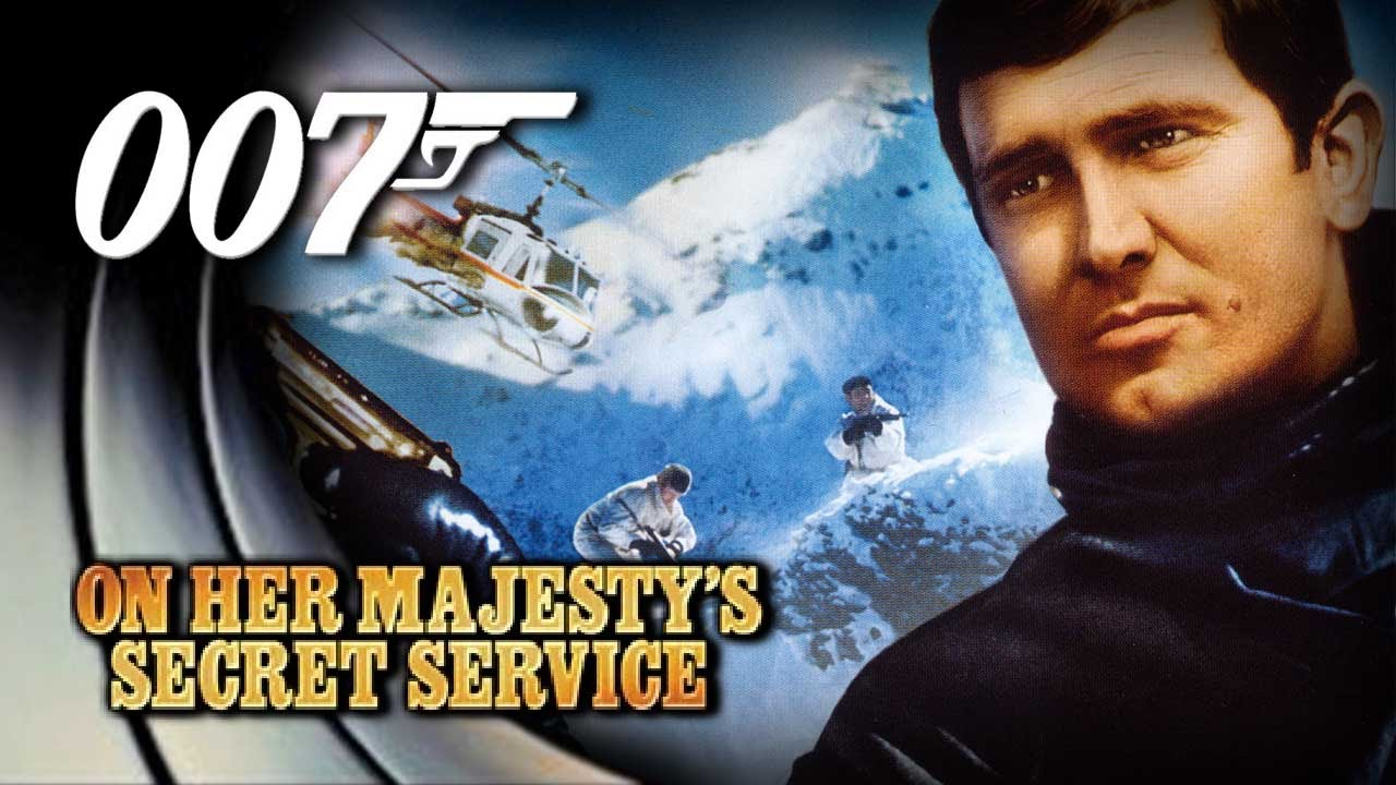 On Her Majesty's Secret Service (1969) – Action, Adventure, Thriller