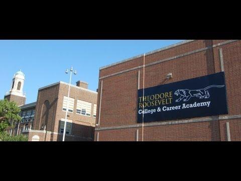 Theodore Roosevelt College and Career Academy 2013 Walk-Thru