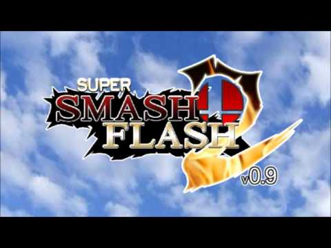Super Smash Flash 2 V0.9a - Chaos Shrine