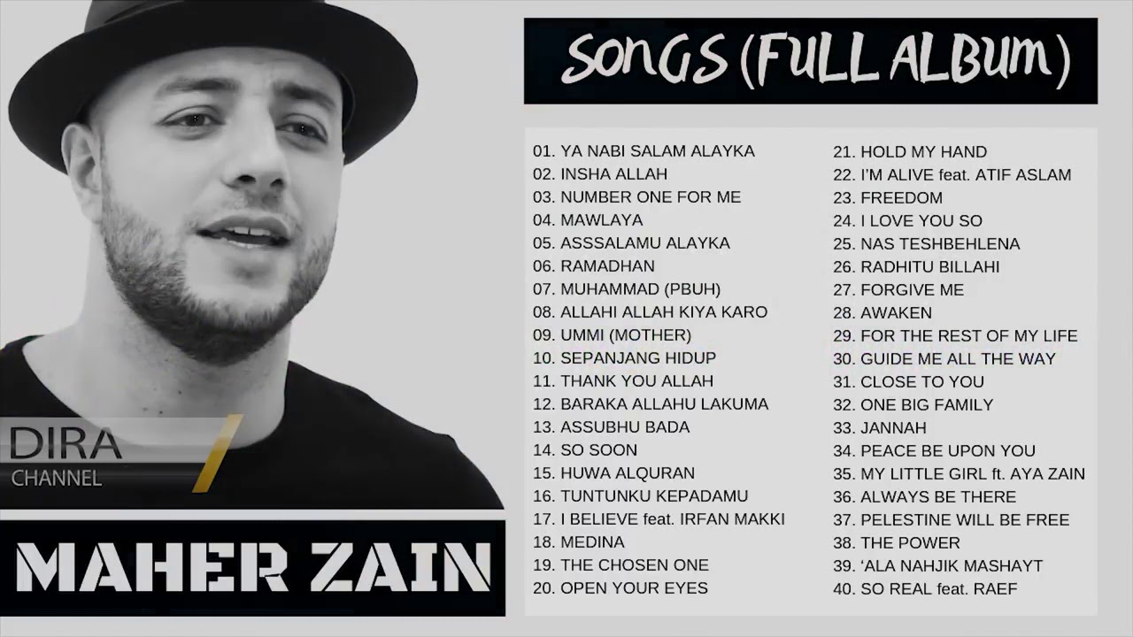 download lagu mp3 full album maher zain