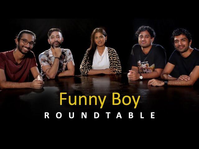 Roundtable on Funny Boy movie | Cinema lk Roundtable | Epi #5 | Actors on Funny Boy movie