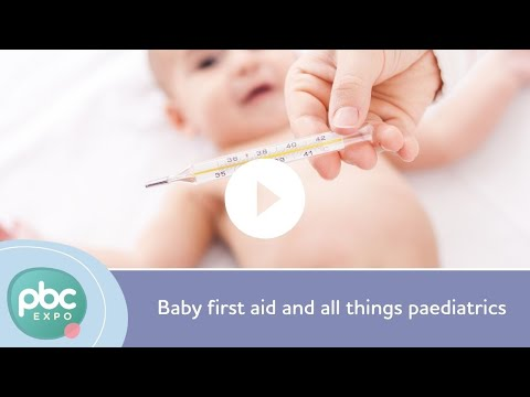 Baby first aid and all things paediatrics