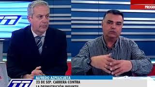 CONIN- ALFREDO AZPELICUETA Y RUBEN MEONI