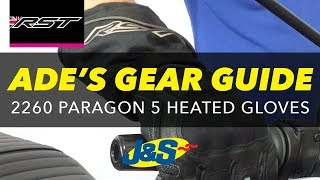 RST 2260 Paragon Heated Gloves - J&S Accessories Ltd