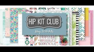 Hip Kit Club - May 2018 unboxing!!!