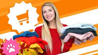 TRY-ON HAUL AUTOMNE | H&M, FOREVER 21, GARAGE!