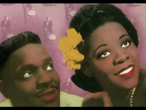Chubby Checker w/Dee Dee Sharp (as Brook Benton and Dinah Washington) - Love Is Strange