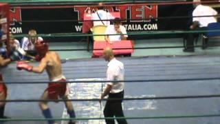 KICK BOXING 2011 ITALY (AZE VS RUS)