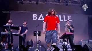 Bastille - Overjoyed  Lollapalooza Chile 2015