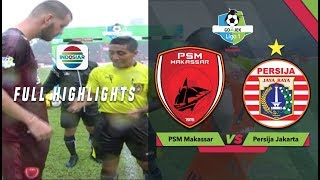 Download Video PSM Makassar (2) vs (2) Persija Jakarta Full Highlight | Go-Jek Liga 1 bersama Bukalapak MP3 3GP MP4