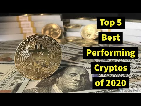 Top 5 Cryptocurrencies Set To Explode in 2020 | Best Cryptocurrency Performers of 2020