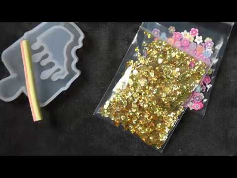 Miniature Sweet Haul | Shaker Mold, Micro Beads, Ect!
