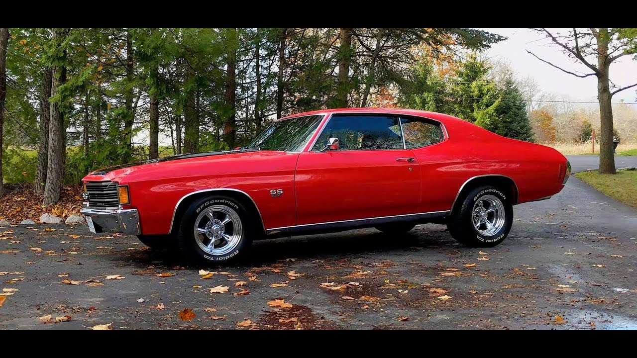 Old School | 72 Chevelle | StaticLows - YouTube