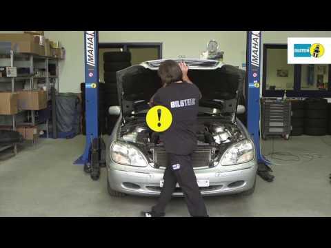 1 Reparatur-Satz Federbein Luftfeder Luftbalg Vorderachse Mercedes W220 S-Klasse