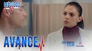 AVANCE - C-41: ¡Regina sabrá de la novia de Arturo! | Médicos, línea de vida - Las Estrellas