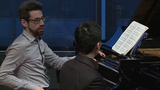 Piano master class with jonathan biss: schubert four impromptus, d. 899, no. 1 in c minor