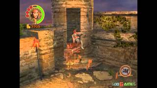 Pirates of the Caribbean: The Legend of Jack Sparrow - Gameplay PS2 HD 720P