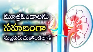 How to Detox Your Kidneys Naturally? | Cleanse Your Kidneys Naturally | Health Tips in Telugu