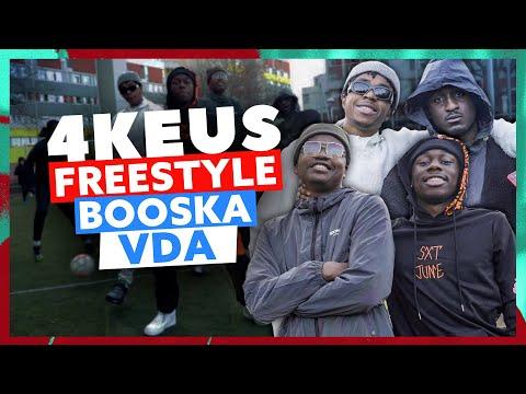 Youtube: 4Keus   Freestyle Booska VDA