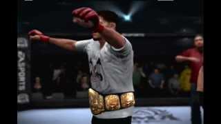 EA Sports MMA Submissions & KO