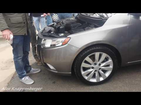 New Kia Spins Rod Bearing & Seizes Engine