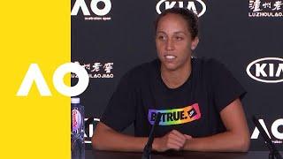 Madison Keys press conference (4R)   Australian Open 2019