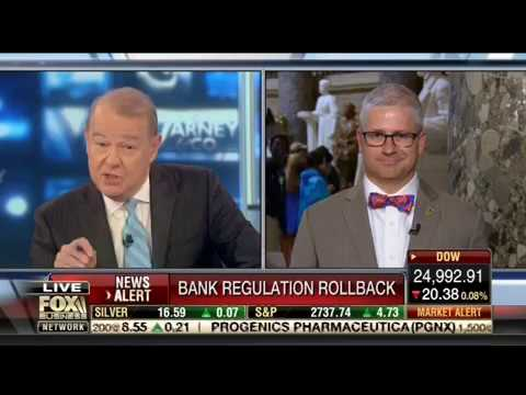 McHenry Discusses Bill to Help Community Banks on Varney & Co