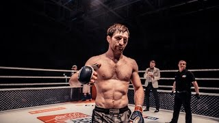 Alibek Khabibulaev official promo by Fighte(R)evolution