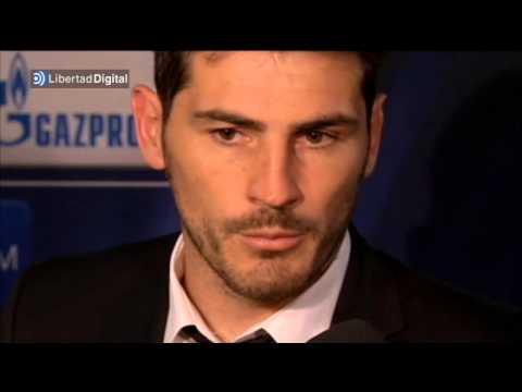 """Casillas, sobre Xavi: """"Si tenemos un problema, lo resolveremos cara a cara"""""""