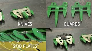 Combine Cutting Parts