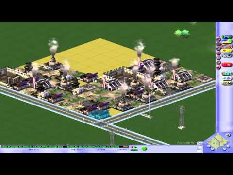 Let's Play: SimCity 3000 Unlimited! EP 1
