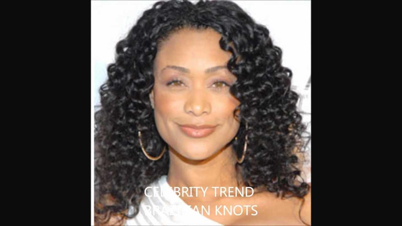 Fusion Hair Styles: Brazilian Knot: Fusion Extensions/Jacksonville Florida
