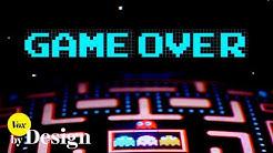The 8-bit arcade font, deconstructed