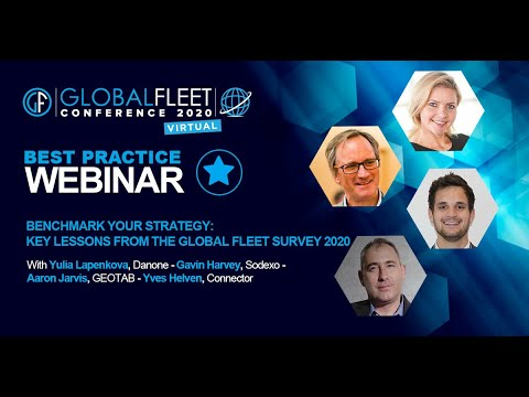 Benchmark your strategy: key lessons from the Global Fleet Survey 2020