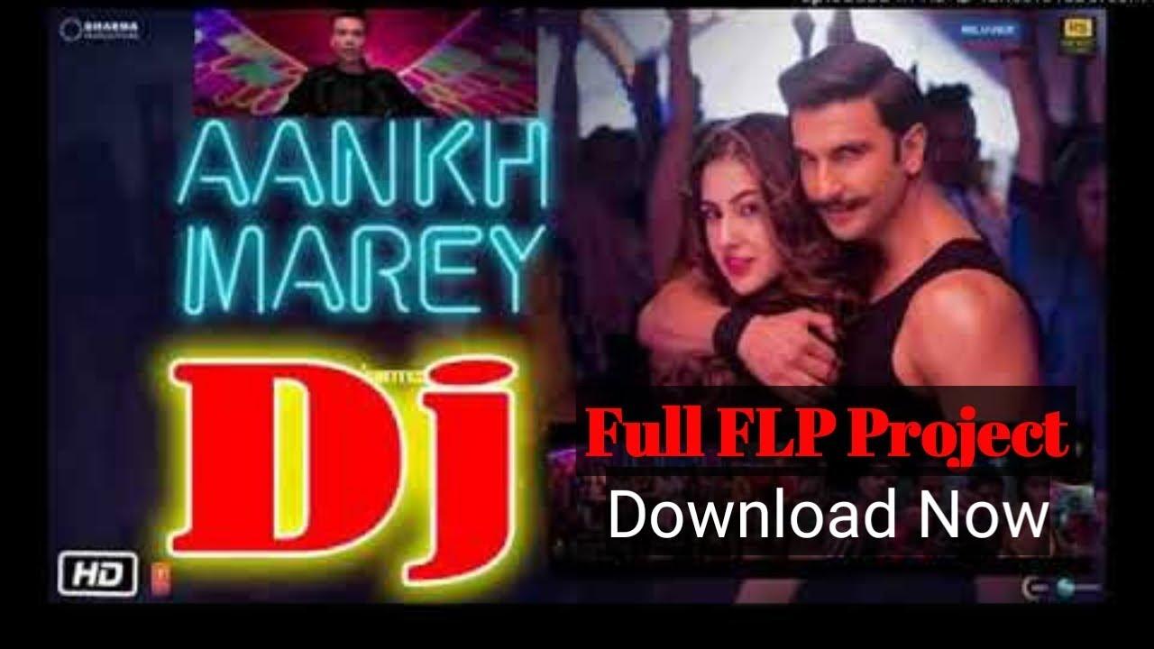 aankh mare o ladki aankh mare song dj download