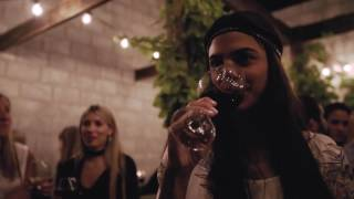 Video de la Inauguración The Winebar, Mar del Plata, Argentina.