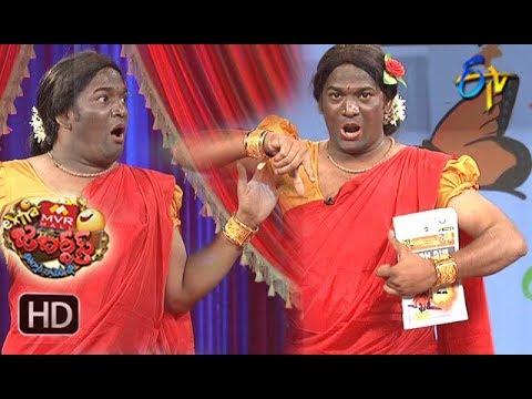 Punch Prasad, Naughty Naresh Performance | Extra Jabardasth | 13th April 2018   | ETV Telugu