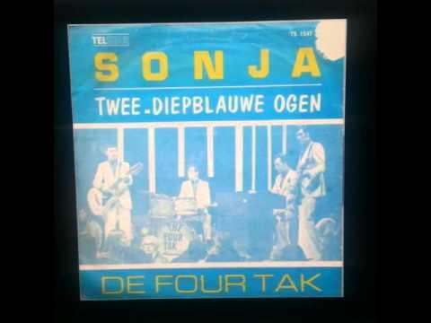 FOUR TAK - SONJA    (1970)       Speedy Radio internet piraat