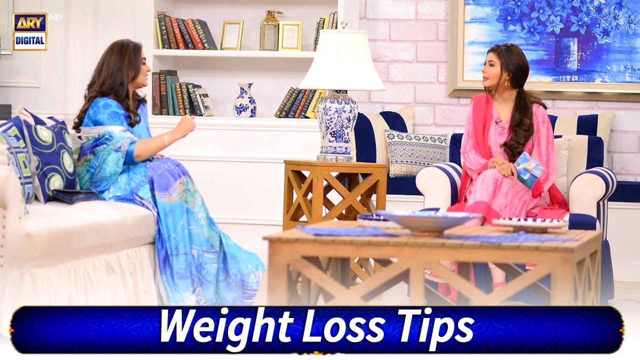 Weight Loss Tips at Home - Good Morning Pakistan