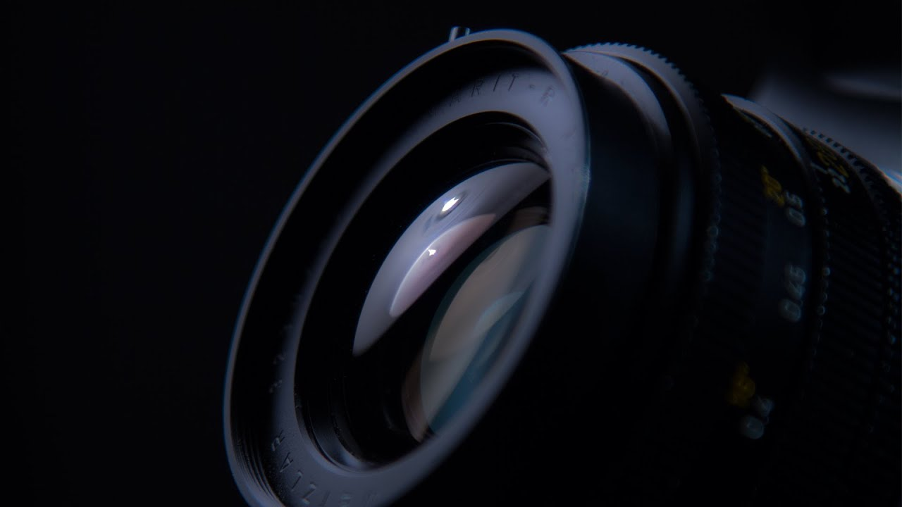 Using Vintage Lenses On DSLRs