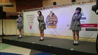 ホークスキャラバン2018 イオンマリナタウン AKB48 Team8 スペシャルス...
