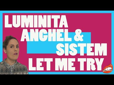 EUROVISION: REACTION TO LUMINITA ANGHEL & SISTEM  - 'LET ME TRY' (ROMANIA 2005)