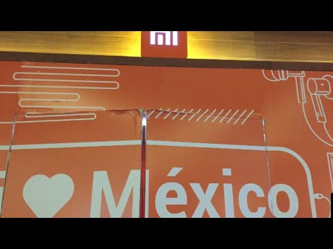 Mi store mexico/ inauguración tienda Xiaomi mexico