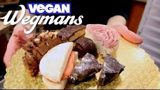 Vegan Bakery Items at Wegmans - NEW