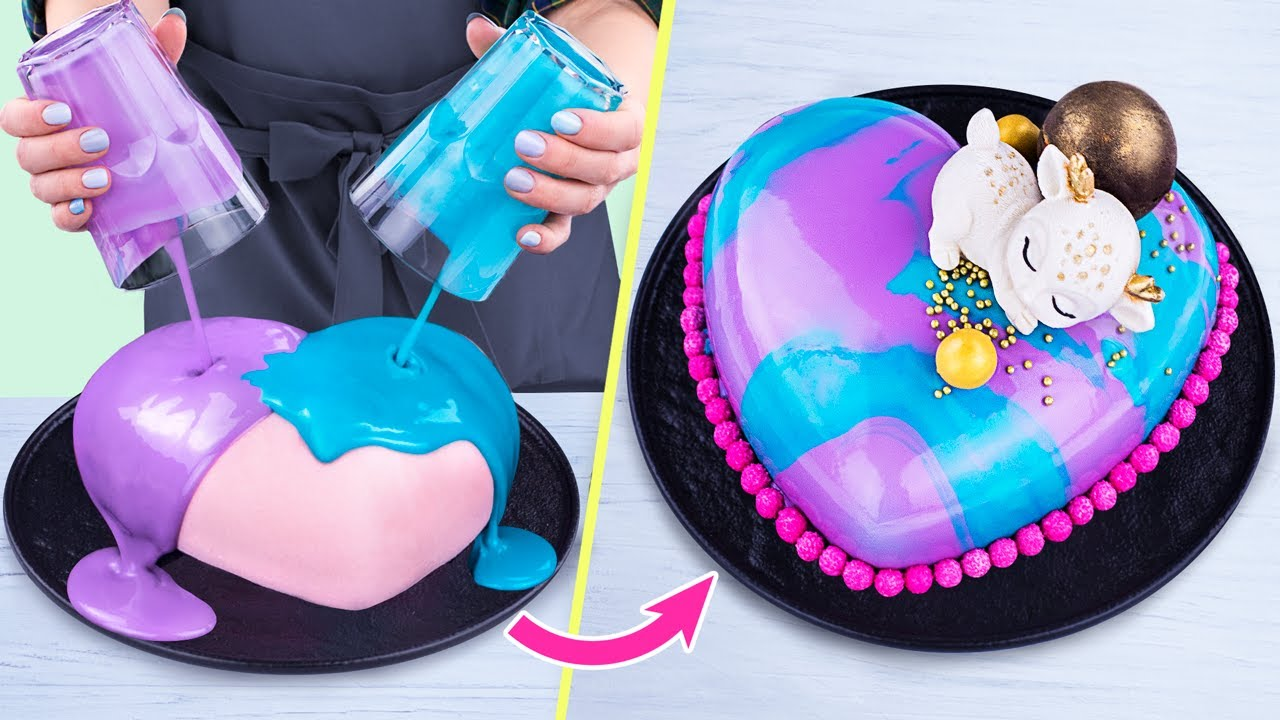 Top Fondant Cake Decorating Compilation / Easy Cake Decorating Ideas / So Tasty Cakes