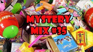 Mystery Mix #35 Random Toy Surprise Opening Baby Secrets Ooshies Lego + More! | Birdew Reviews