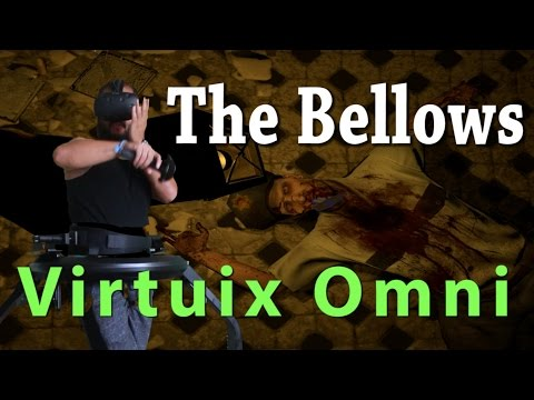 The Bellows Virtuix Omni Gameplay