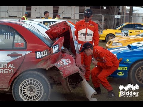 NZRC Archives | 2003 - Tapper's big repair